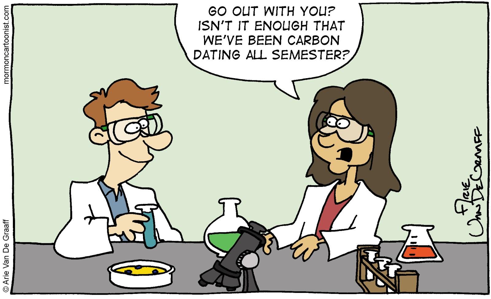 radiocarbone Dating Comics