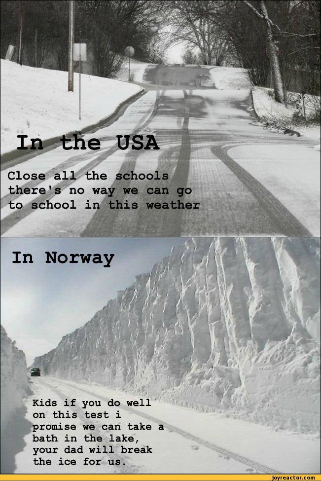 Norway Jokes