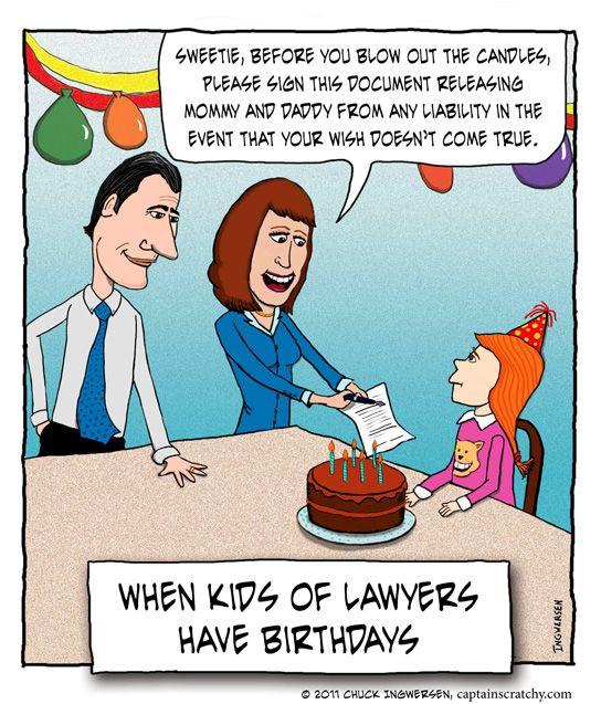 Lawyer birthday Jokes