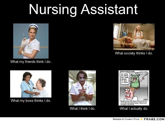 Nursing Assistant Jokes