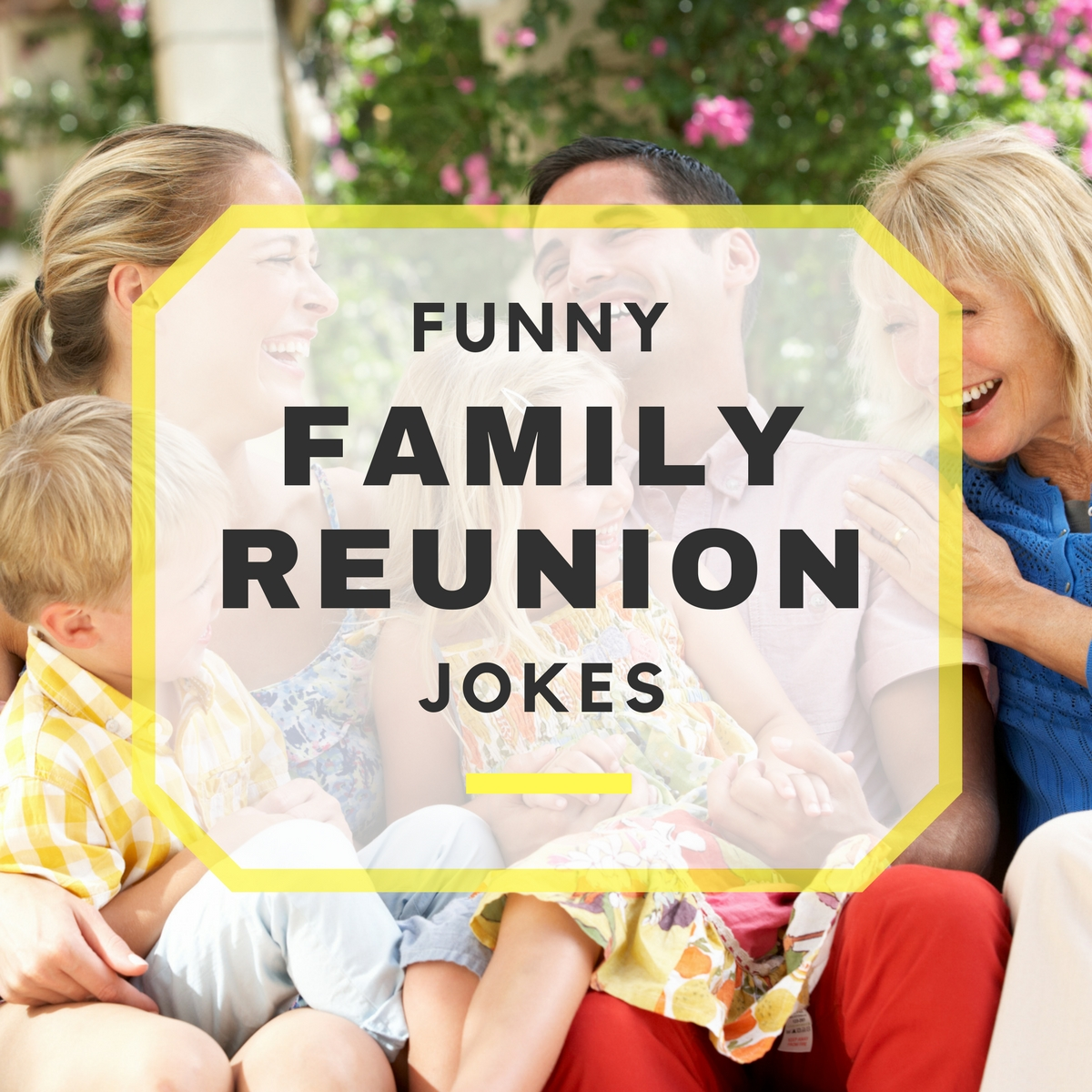 Funny Family Jokes