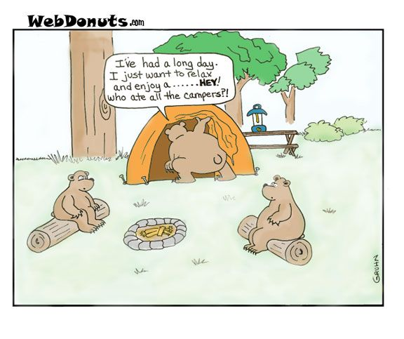 Camping Joke Pictures