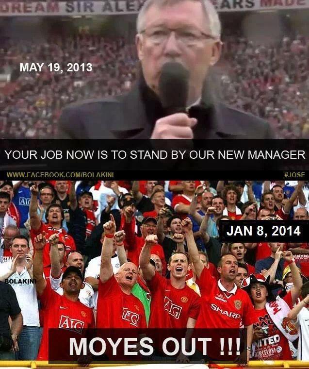 Anti Manchester United Jokes