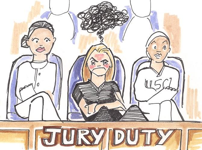 Jury duty Jokes