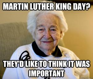 Martin Luther King Jr Day Jokes
