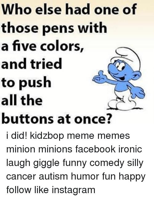 Autism Jokes