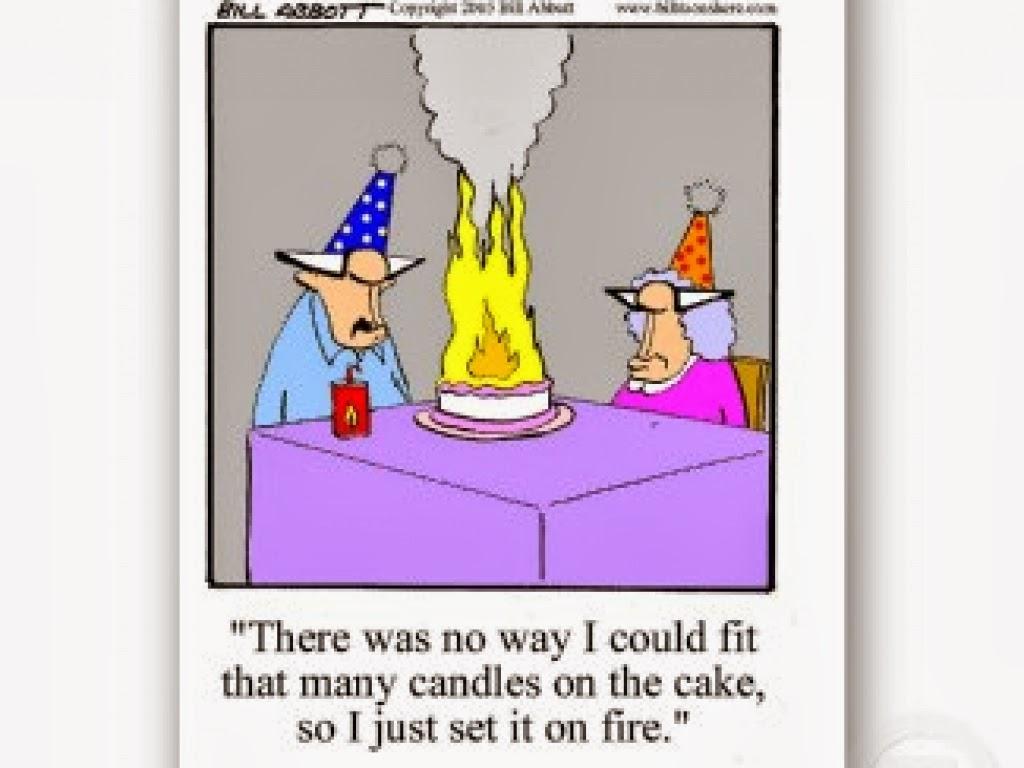Birthday Card Jokes