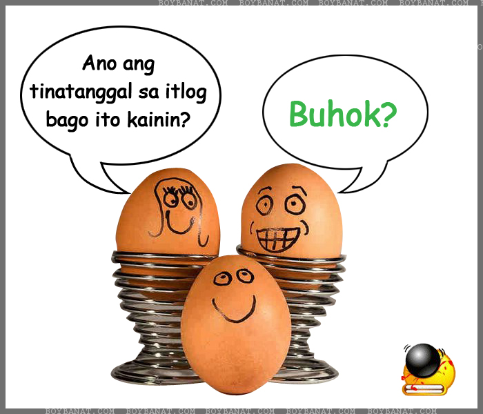 Question and answer tagalog Jokes