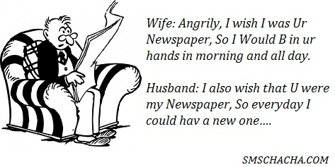 Funny Wife And Husband Jokes