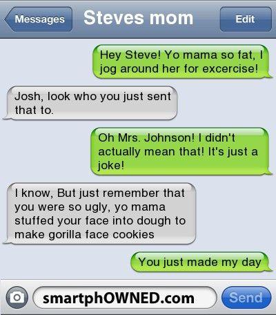 Good comebacks Jokes