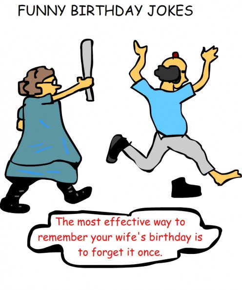 Birthday wish Jokes