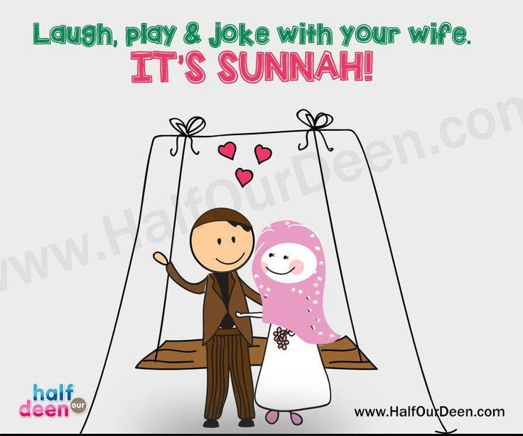 Muslim marriage jokes
