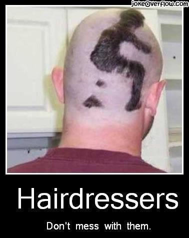 Hair Dresser Jokes