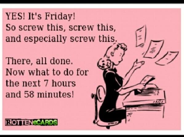 Friday work Jokes