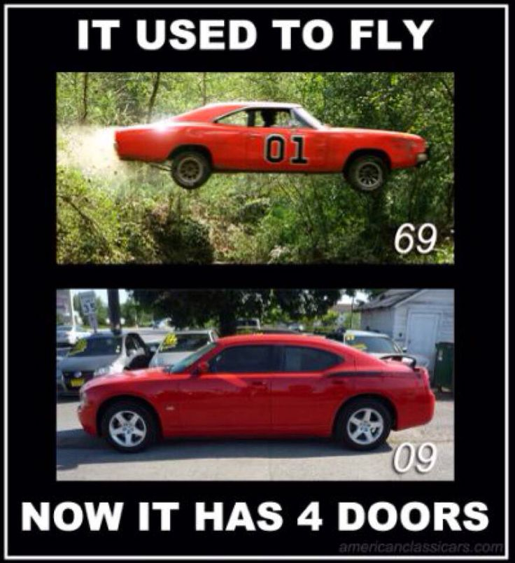 Dodge Charger Jokes