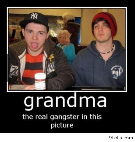 Gangster Jokes