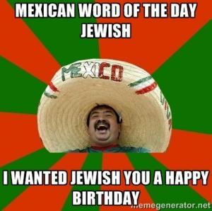 Jew Birthday Jokes