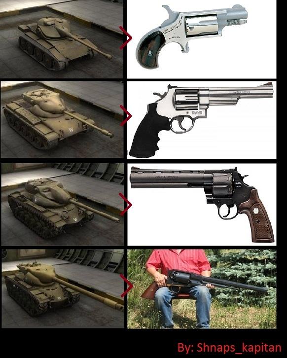 Tank Jokes