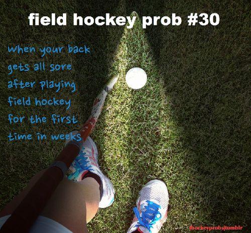 Field hockey Jokes