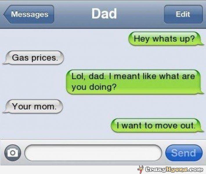short dirty texts