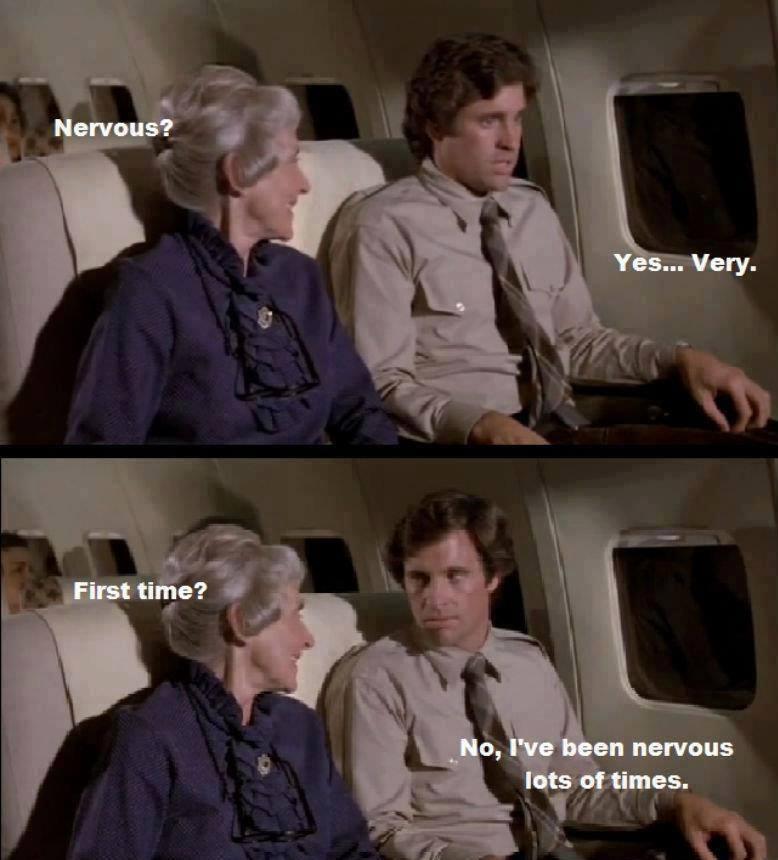 Airplane Movie Jokes