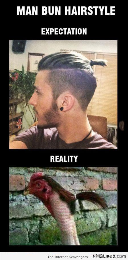 Hair Bun Jokes