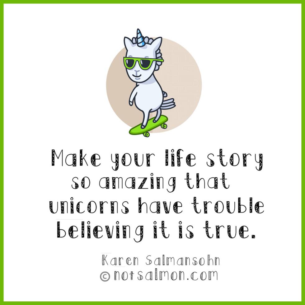 Funny Quotes About Unicorns Quotesgram