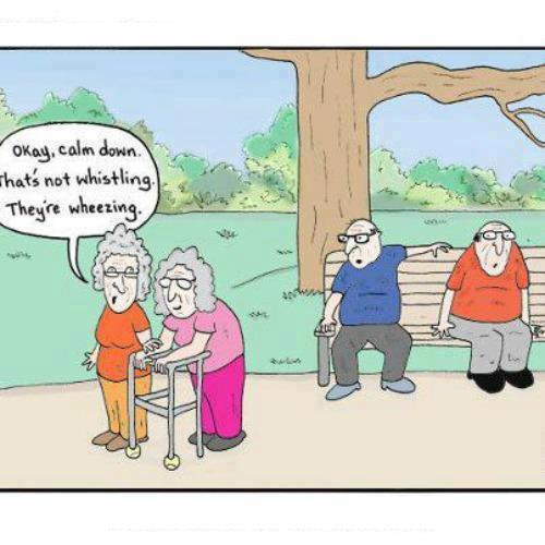Image of: Funny Cartoon Funny Old People C Oon The Wrap Hilarious Old People Jokes