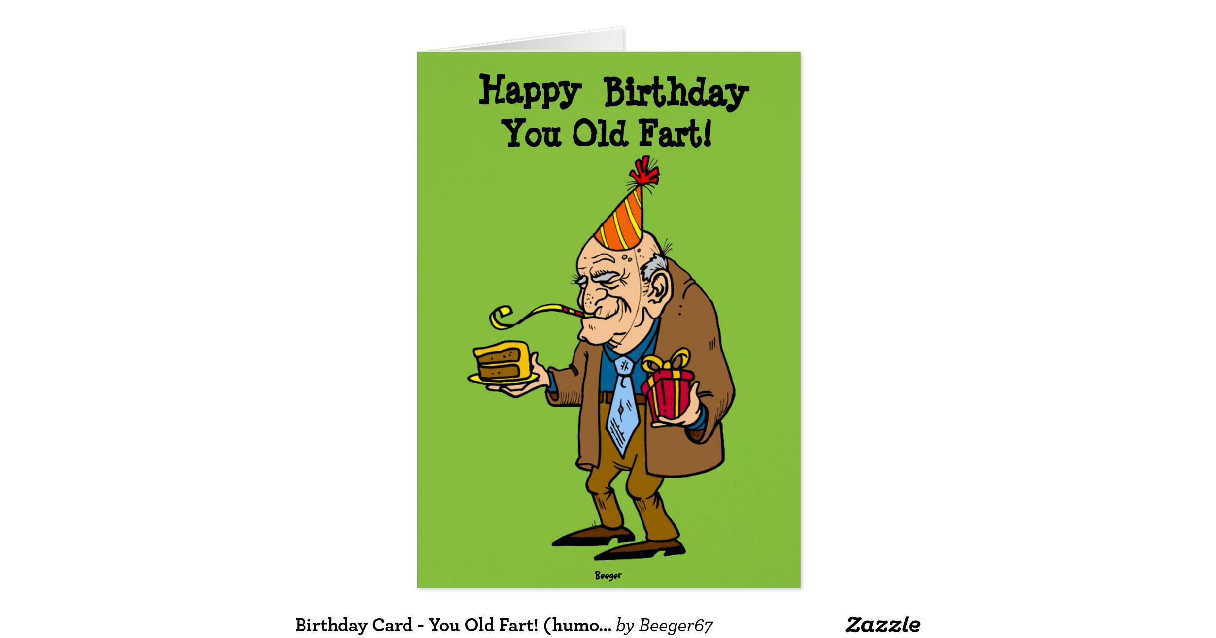 Old Birthday Jokes