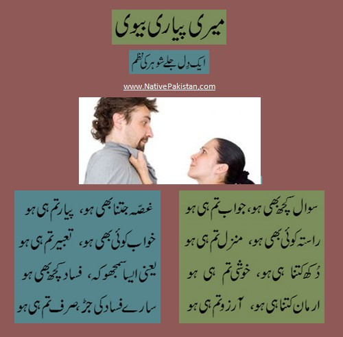 Husband And Wife Romantic Jokes