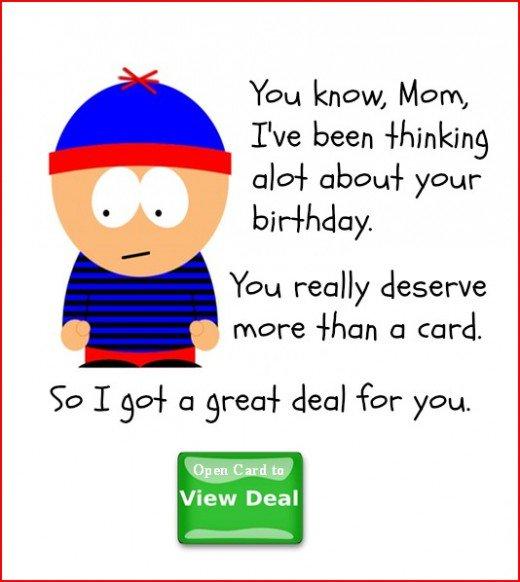 HAPPY BIRTHDAY MOM Birthday Wishes For Mom Funny Cards