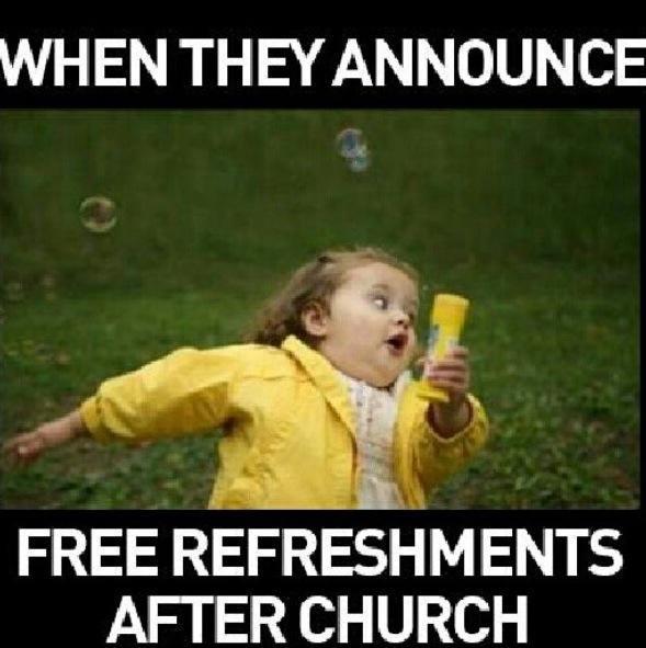Church Funny Jokes