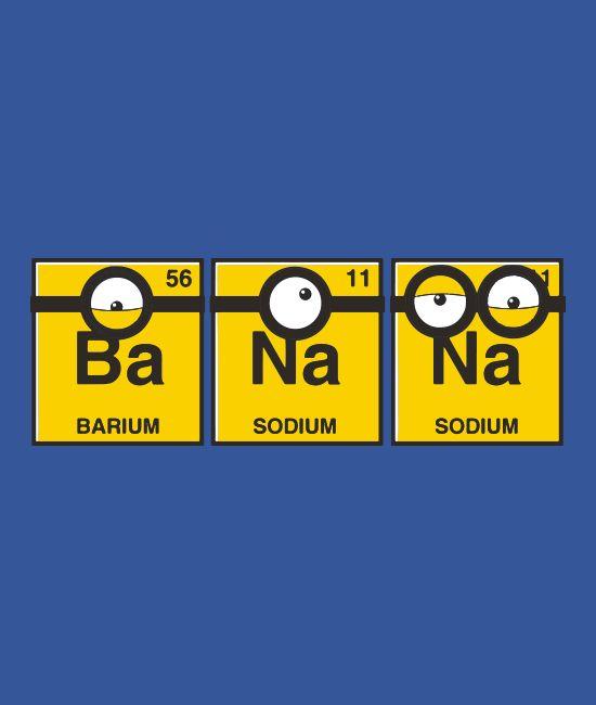 Periodic Table Jokes