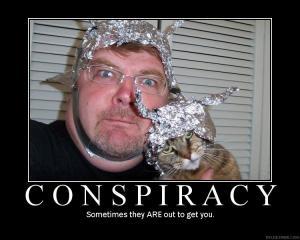 Conspiracy Jokes