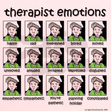 Therapist Jokes