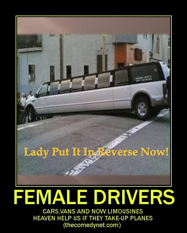 Women Driver Jokes