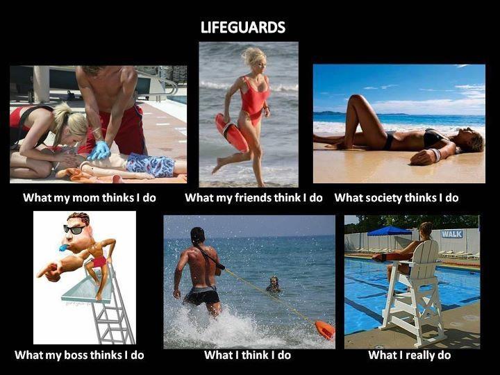 Lifeguard Jokes