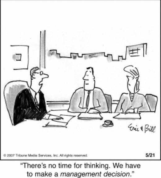 Change Management Jokes