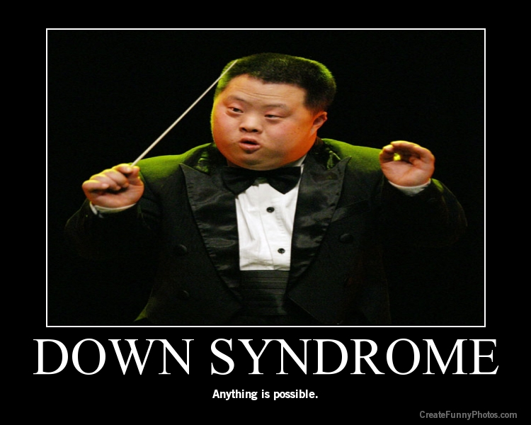 Down syndrome Jokes