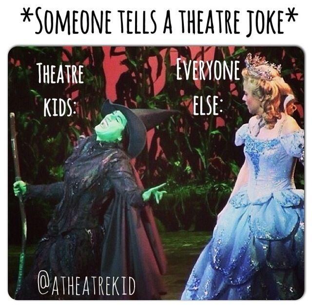 Musical Theatre Jokes