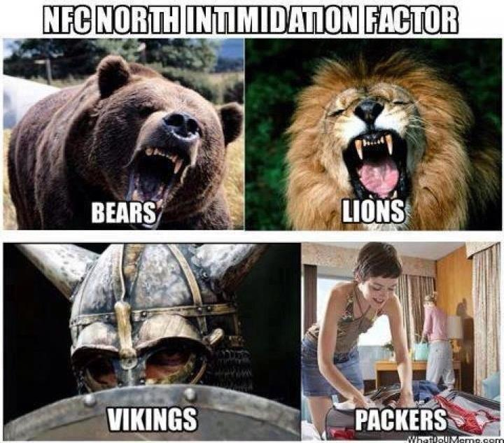 Bears Packers Jokes