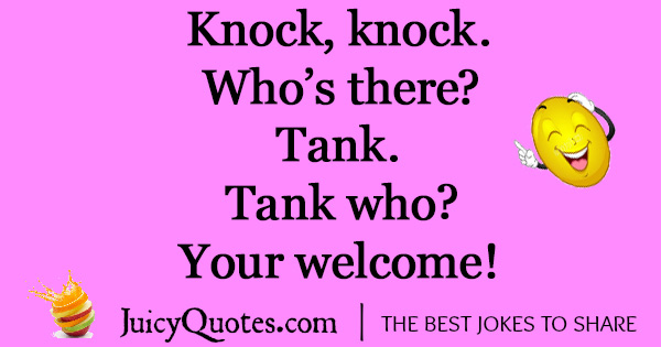 Short knock knock Jokes