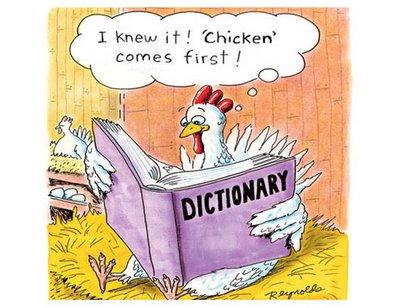 Chicken and egg Jokes