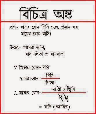 Bangla mojar hasir Jokes