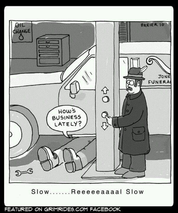 Funeral Jokes