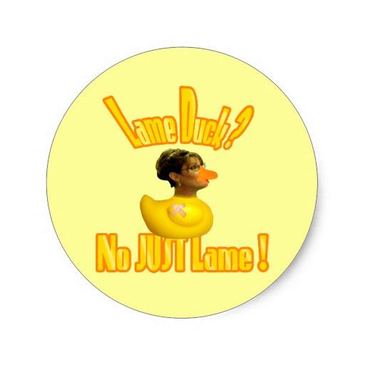 Lame Duck Jokes