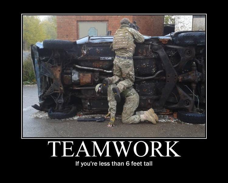 how to build teamwork among employees
