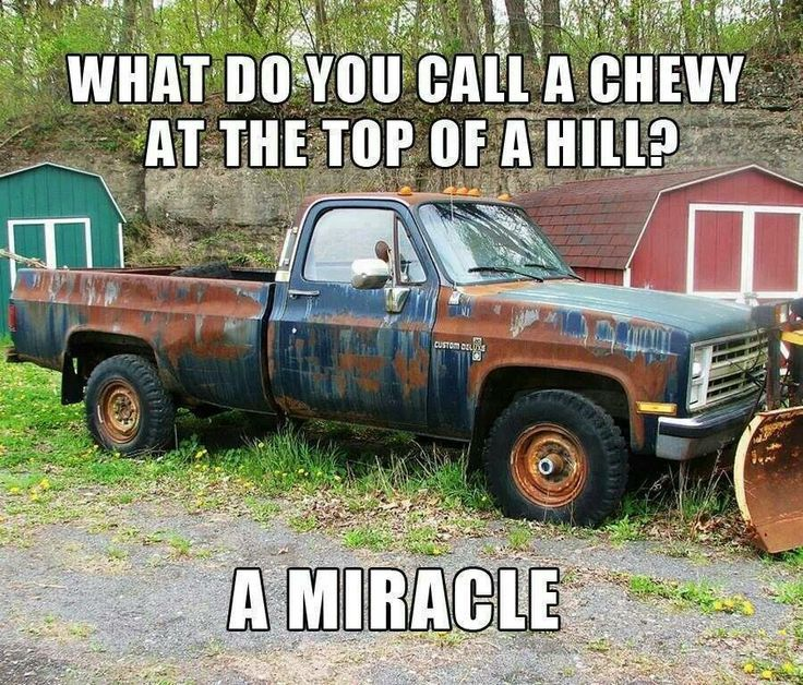 Image Of Best Chevy Truck Jokes 15 Best Chevy Jokes Images Truck