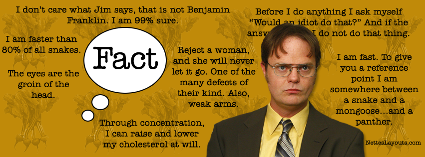 Dwight Schrute Jokes