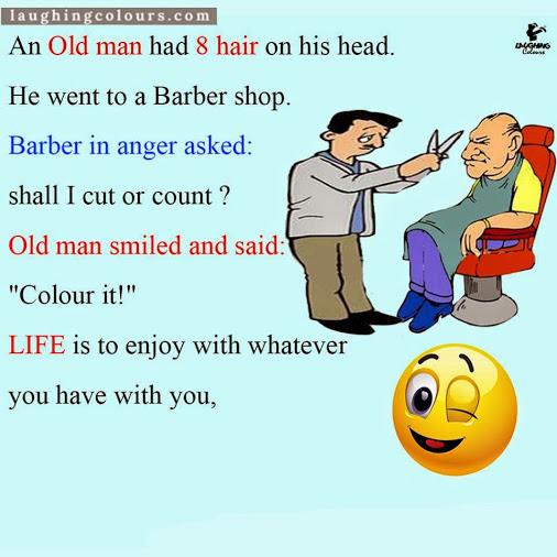 Latest Laughing Jokes